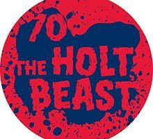 HoltBeast by nazarcruce