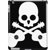 Old Skull Music Guitar iPad Case/Skin