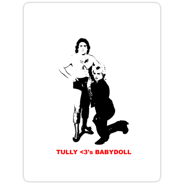 Tully and Babydoll by gaetax12
