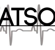 Watson Rhythm - Sticker Sticker