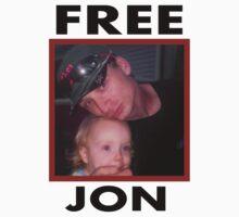 FREE JON by thefoxrox