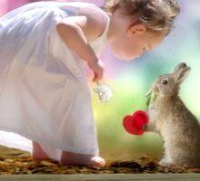 Happy Easter Sticker Sticker