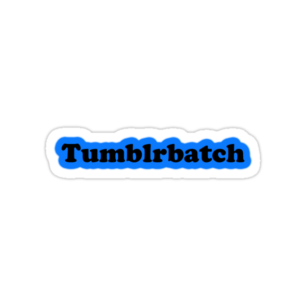 Tumblrbatch by Harle33