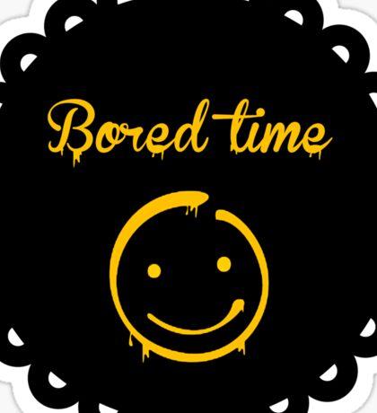 Bored time :) Sticker