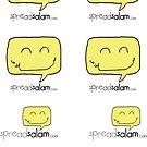 SpreadSalam Sticker by SpreadSaIam