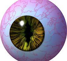 Dragon Eye by Skatersollie