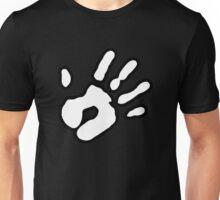 White Hand Unisex T-Shirt