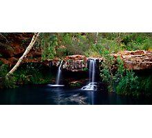 Fern Pool - Karajini National Park, WA Photographic Print