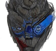 Garrus  by Allen Blair III