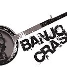 Banjo Crash by bloug99