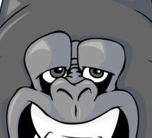 """""""That Playful Gorilla"""" Sticker"""