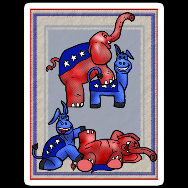 Political Party by sensameleon