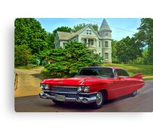 1959 Cadillac Low Rider Metal Print