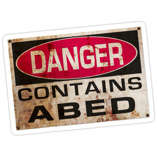 DANGER! Contains nerd by ikado