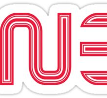 2NE1 Logo Sticker