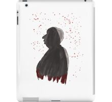 Hand painted Hitchcock iPad Case/Skin
