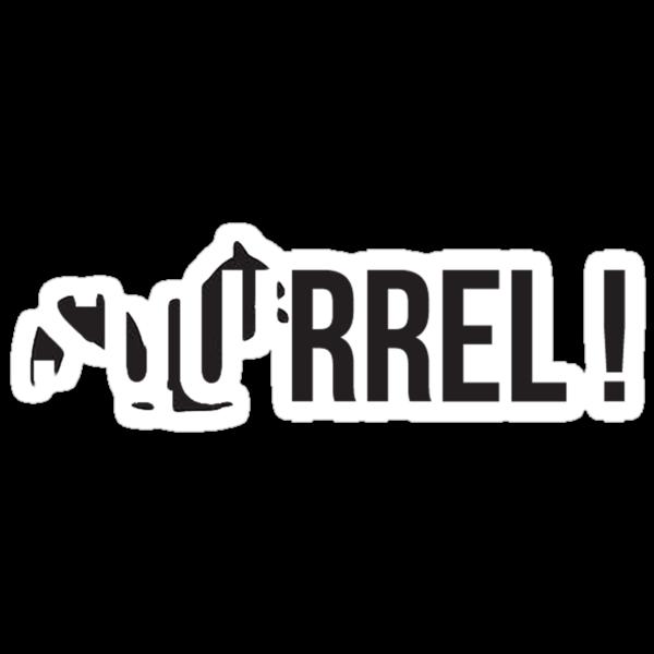 SQUIRREL sticker by CraddyMedia