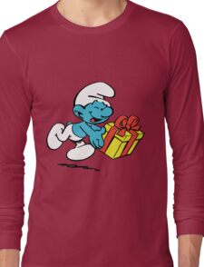 smurf_box Long Sleeve T-Shirt