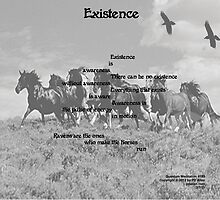 Existence by PDAllen