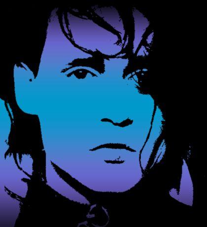 Johnny as Edward Sticker