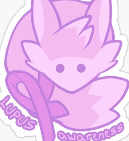 Lupus Awareness V.03 Sticker