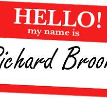 My Name is Richard Brook by MrSaxon