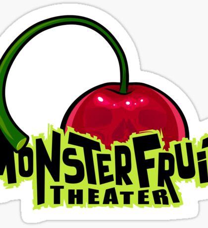 MonsterFruit Sticker