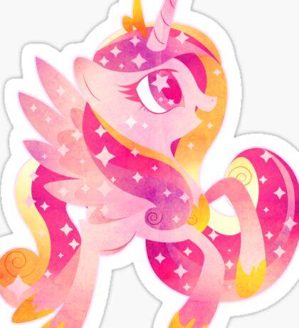 Pony bride Sticker