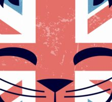 Cheshire POP! - UK Cat Sticker Sticker