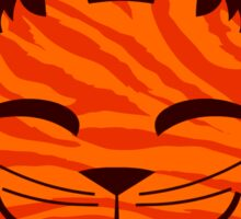 Cheshire Originals - Orange Ripple Sticker Sticker