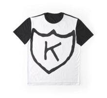 K Graphic T-Shirt