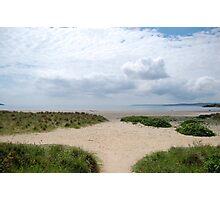 Par Beach Photographic Print