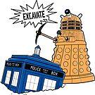 EXCAVATE!! by Creepy Creations
