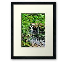 River Swale - Keld Framed Print