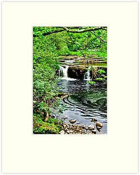 River Swale - Keld by Trevor Kersley