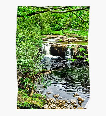 River Swale - Keld Poster