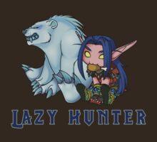 Lazy Hunter by Katrina Bonebrake