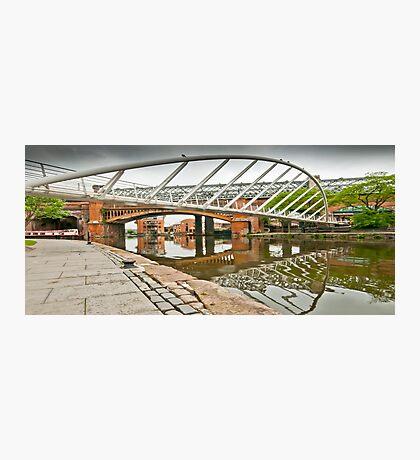 Deansgate Locks (Manchester) Photographic Print