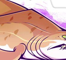 SAND TIGER SHARK Sticker