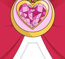 Prism Heart Compact Sticker