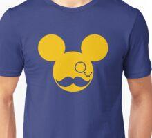Moustache British Mickey Mouse Unisex T-Shirt