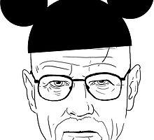 Walt Disney by bleachy