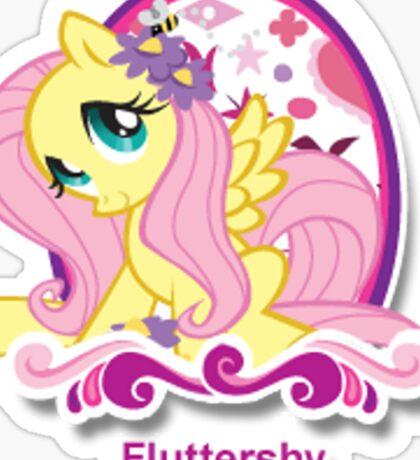 Fluttershy Icon  Sticker
