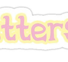 Fluttershy Sticker Sticker
