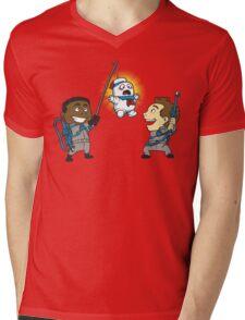 Puft Piñata Mens V-Neck T-Shirt