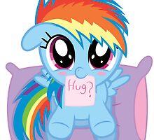 Hug Me  by eeveemastermind