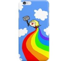 Flying on Midgard iPhone Case/Skin