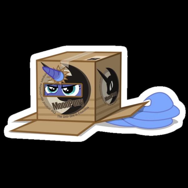 Sneaky Luna  by eeveemastermind