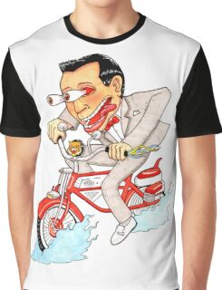 Pee Wee Fink Graphic T-Shirt