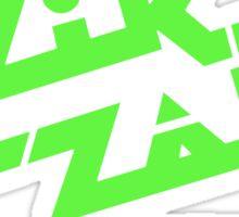 Zik Zak - The Sticker Sticker